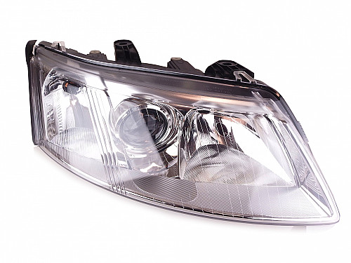 Right Head Lamp, Saab 9-3 II 03-07 Halogen Item number: 1012799350-EM