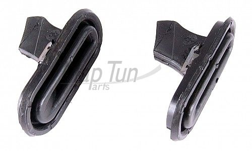 Dust seal kit, parking brake cable, Saab 9-5 1998-2010 Item number: 1090495967KIT