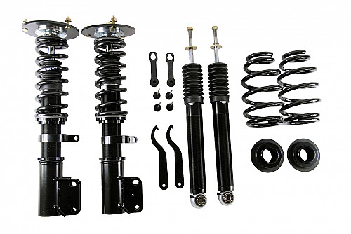 XT-Series Coilover Kit, Saab 9-3 II Item number: XT-21003
