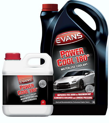 Evans Power Cool 5L Item number: 67-C180-5