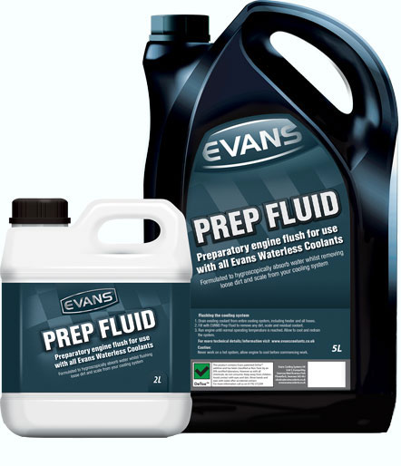 Evans Prep-Fluid 5L Item number: 67-EPF-5