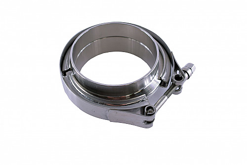 "3"" V-band Clamp and Flange Item number: 47-105060.v2"