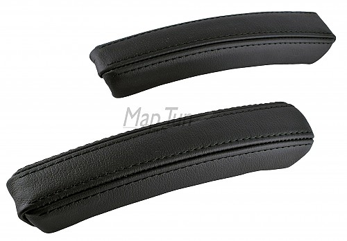 XT-Series hand brake & smart slot cover, black, Saab 9-3 2003- Item number: XT-INT011