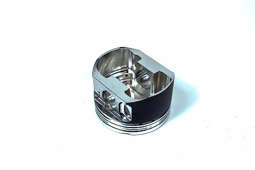 Forged Pistons 9-3 II B284 (V6), STD Item number: WOB284