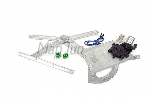 Front Left Window Regulator, Saab 900/9-3 3-Door Item number: 105184916-EM