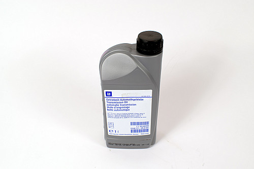 Transmissions fluid, automatic, 1 litre, 2002-2010 Item number: 1093160393