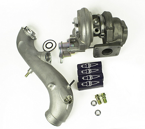 Turbo Upgrade kit GT17 to TD04, Saab 9-5 2004- Item number: 01-99130