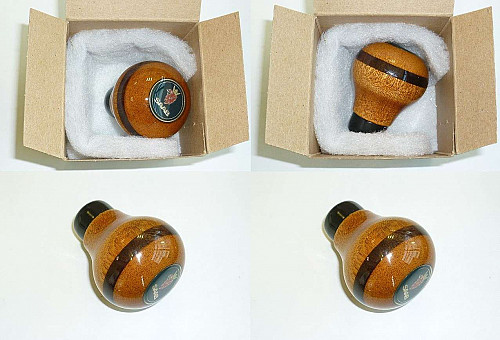 Gear Knob Wood, Saab 900 I 1979-1993 Item number: GKWL900