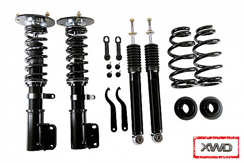 XT-Series Coilover Kit, Saab 9-3 II XWD Item number: XT-21003XWD