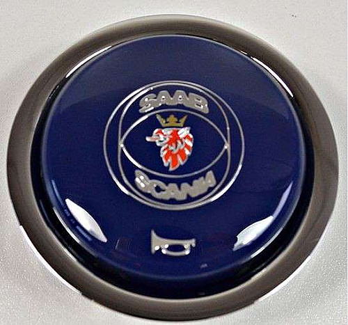 SAAB Horn Button For Nardi Steering Wheel Item number: SNHB