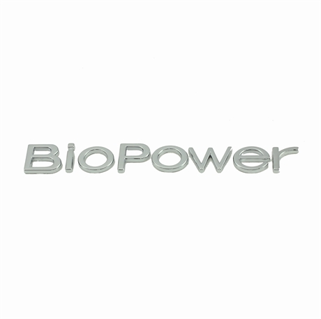 Emblem, Biopower, Saab 9-3/9-5 Item number: 1012765204