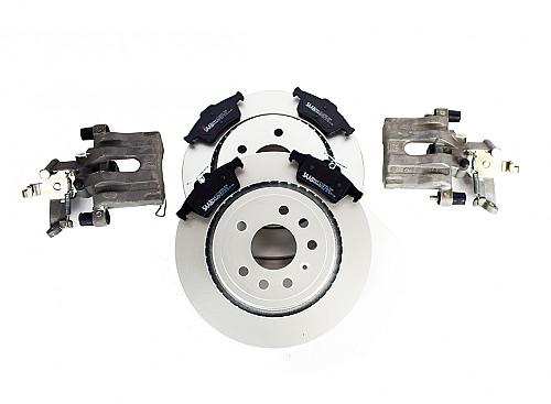 Bremsanlage, Aufrüstbausatz - 9-3 - MJ 03- Artikel-Nr.: 99-292MMORG