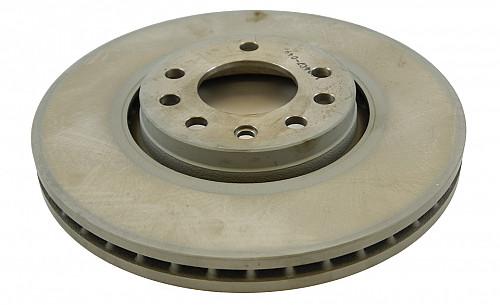 Front Brake Disc, Saab, Saab 9-3 II 302mm Item number: 05-54183