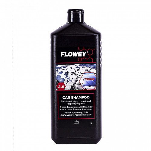 Flowey Car Shampoo 1000 ml Item number: 530-25