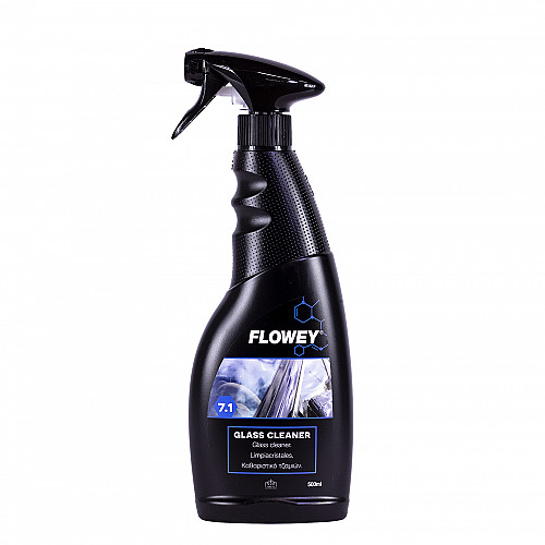 Flowey Glass Cleaner Spray 500 ml Item number: 530-71