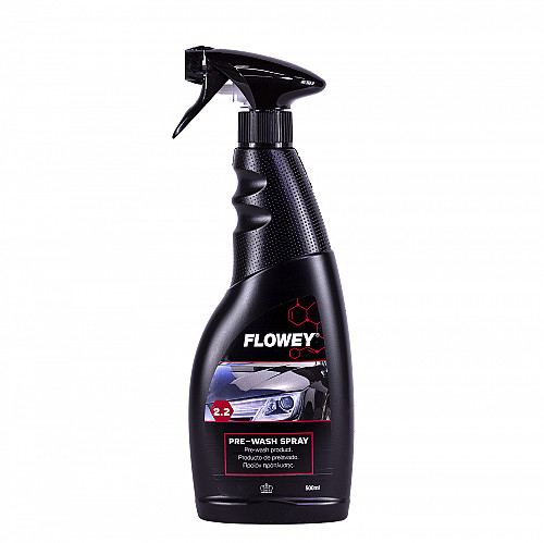 Flowey Pre-Wash Spray 500 ml Artikel-Nr.: 530-22
