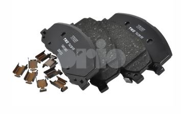 Front Brake Pads, Saab 9-5 II 337mm Item number: 1013237752