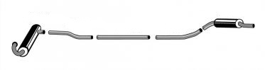 Maptun Helsats Saab 96 2-takt Artikelnr: 04-13007H