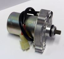 Electric starter group