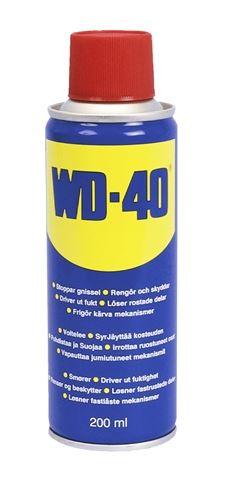 WD-40 Multispray 200ml Item number: 610-720