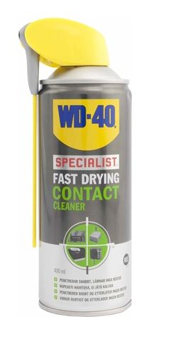 WD-40 Contact Cleaner 400ml Artikelnr: 610-765