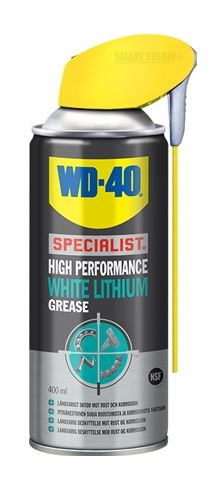 WD-40 White Lubricant 400ml Item number: 610-767