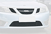 ESQS Front Upper and Lower Grille Kit, Saab 9-3 Griffin/Nevs
