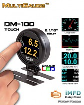 DM-100 OBDII Touch