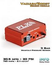 PLX turbónyomás és vákuum jeladó