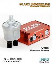 PLX olajnyomás jeladó és érzékelő