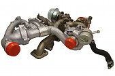 Turbo Charger Twin, Saab 9-3 Sport 1.9 TTiD
