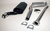 Maptun Complete Exhaust, Saab 9000 CS 1992-1998 Top Quality