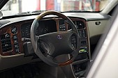 Maptun leather/wood steering wheel Saab 9000 1994-1998
