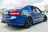 A-Z Performance RACE bodykit Saab 9-3 II Sedan
