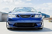 A-Z Performance RACE front bumper Saab 9-3 II