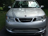 A-Z Performance RACE front bumper with fog lights Saab 9-3 II