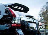 XT-Series Rear Spoiler, Saab 9-3 SportCombi