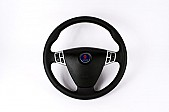 Maptun one layer leather steering wheel, Saab 9-3 03-05