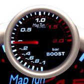 Maptun turbónyomás mérő óra 52 mm max. 2.0 bar