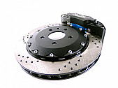 MapTun XT-Series Rear Brake Kit 330mm, Saab 9-3 2003-