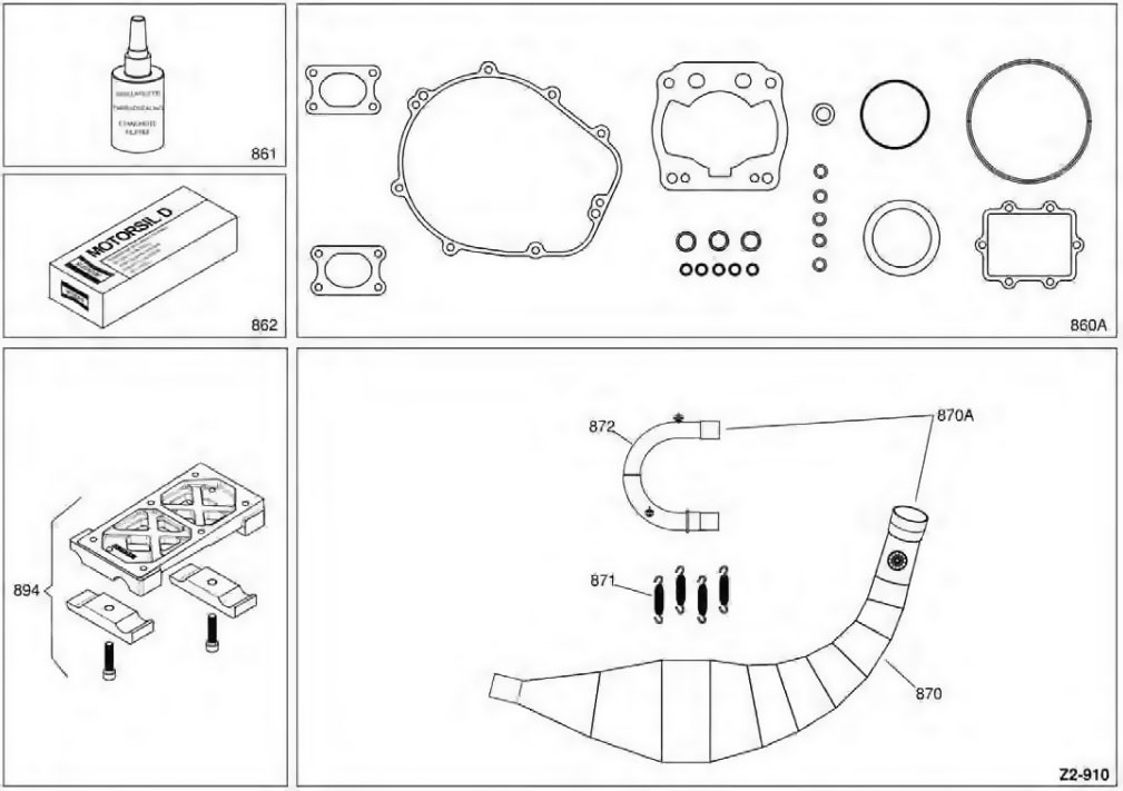 Exhaust System & Gaskets