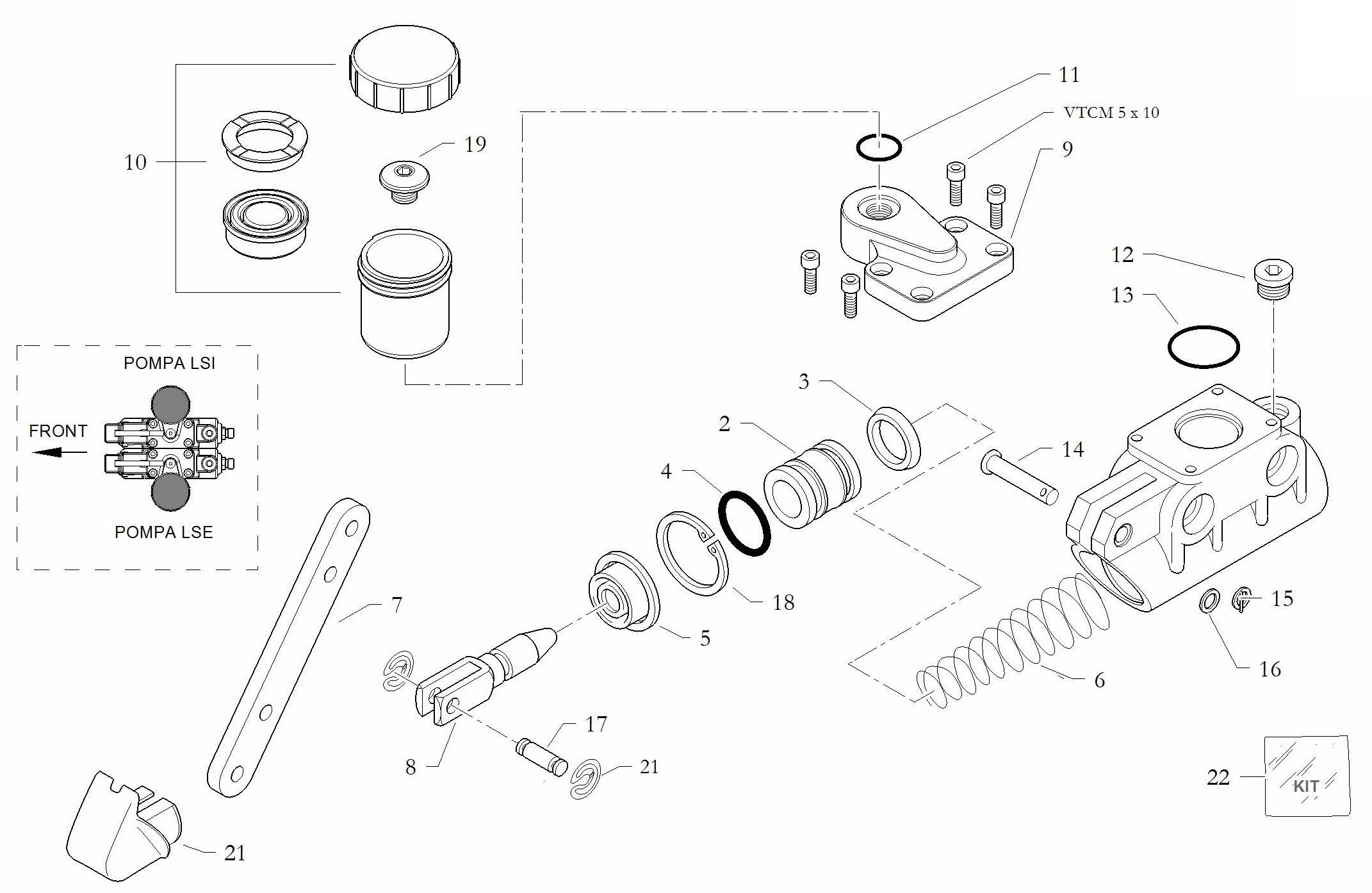 Brake Parts BIR086RR