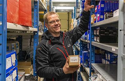 Bert Ytterhag, produktchef Maptun
