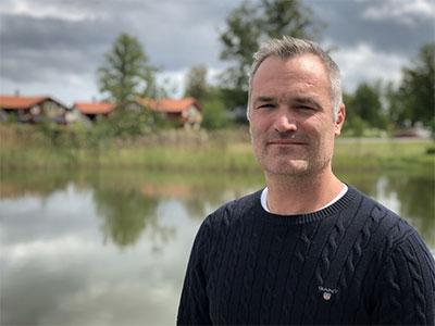 Fredrik Bengtsson, VD Maptun