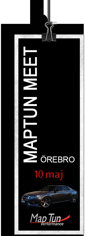 Maptun Meet Örebro, 10 maj