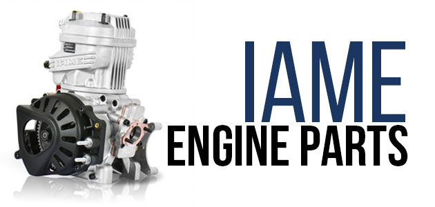 IAME X30 Engine Parts