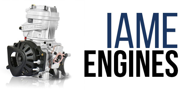 IAME X30 Engines