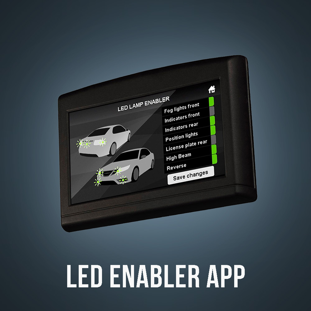 LED Enabler App