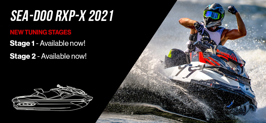 SEA-DOO RXP-X 2021