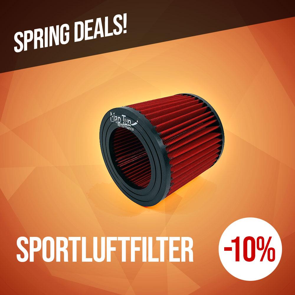 Luftfilter Sport